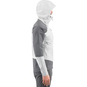 Haglöfs Skarn Hybrid Jacket Herr stone grey/magnetite